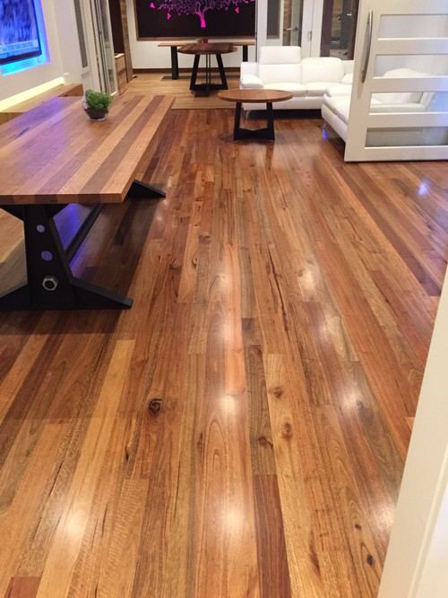 Feature Or Select Grade Floorboards