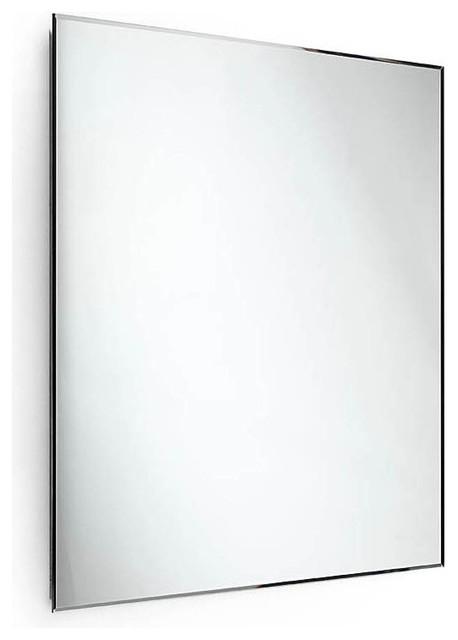 "31.5"" Rectangular Wall Mirror."