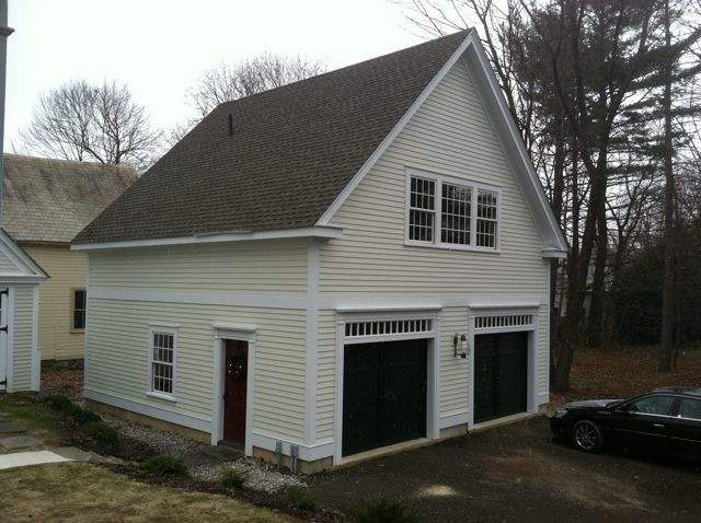 2 story Garage/new construction