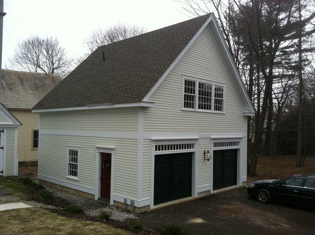 2 story Garage/new construction