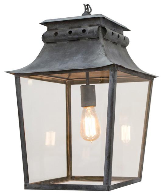 Bath Hanging Lantern, Large