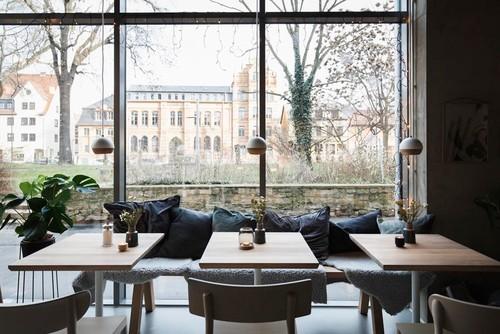 Unser Nordic Design Café \