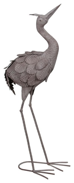 Privilege Brown Garden Crane.