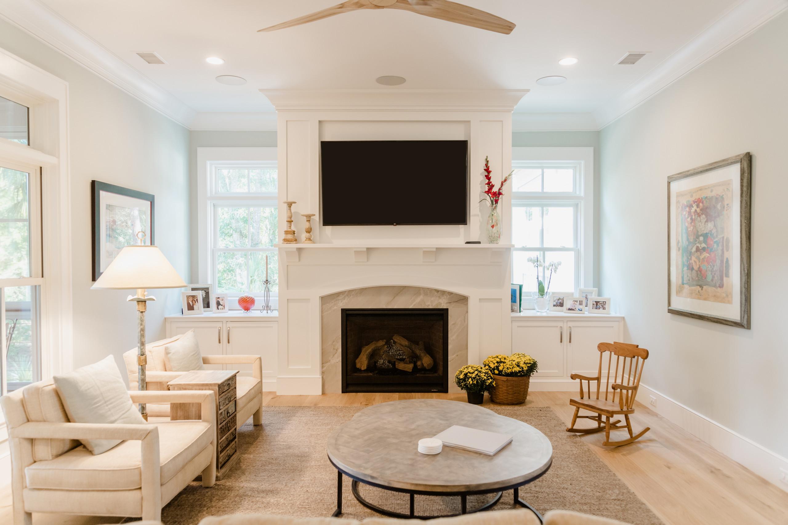 Seabrook Fireplace