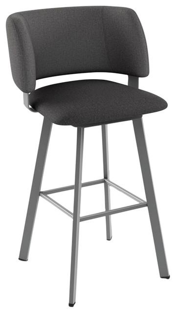 Terrific Amisco Easton Swivel Stool 26 Bralicious Painted Fabric Chair Ideas Braliciousco