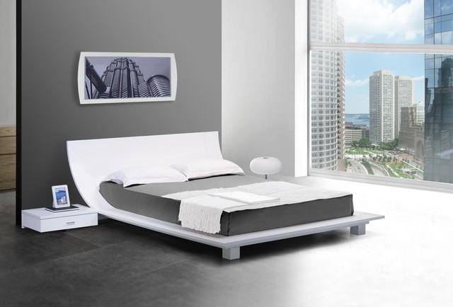Elegant Quality Design Bedroom Furniture - Asian - Beds ...