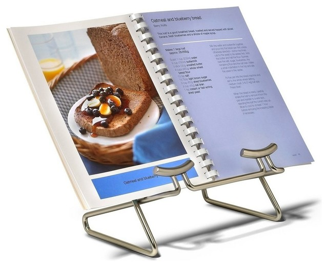 Euro Cookbook Holder.