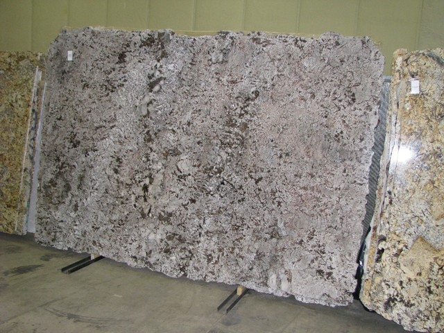 Bianco Antico Granite Countertop Color Examples Transitional Charlotte By Fireplace