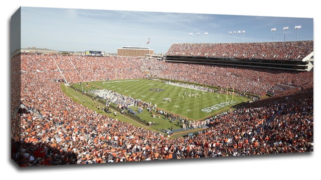 Auburn Tigers College Football Canvas 40
