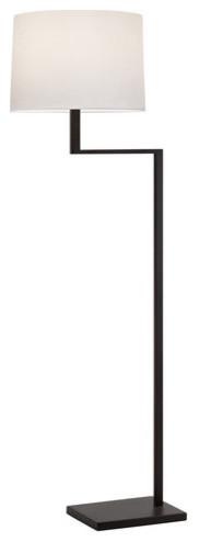 Sonneman 6426 Thick 1 Light Floor Lamp.