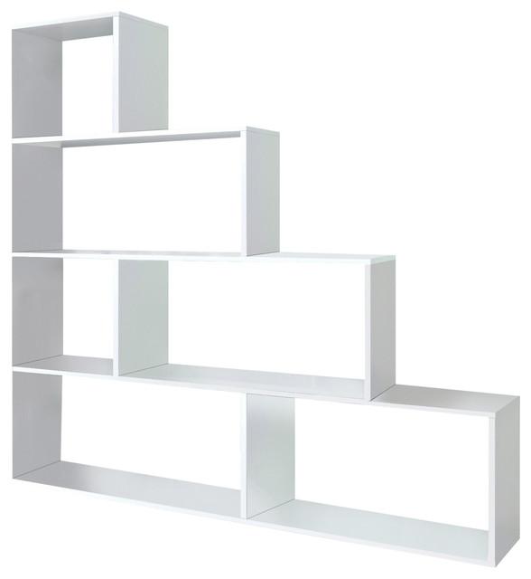 Klum Shelving Unit, Bright White