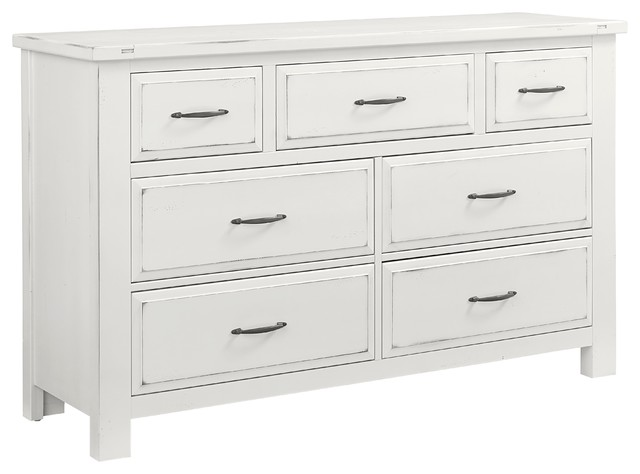 Cooper 7 Drawer Triple Dresser.