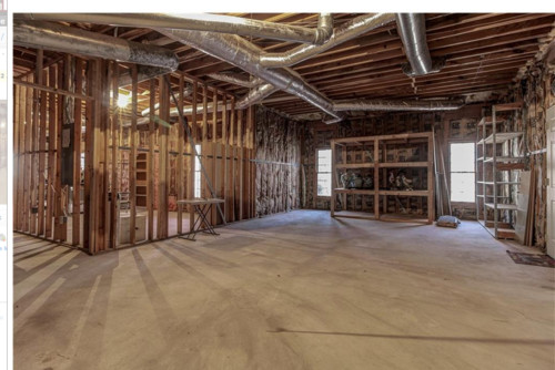 Cost To Finish Area In Basement
