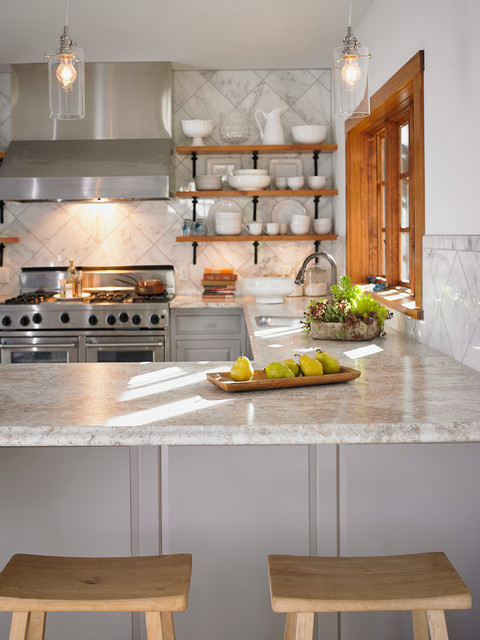9286 Carrara Pearl 180fx By Formica Group Farmhouse By Formica Group