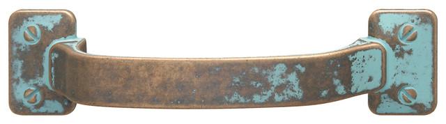Hafele 123.31.031 Copper Drawer Pulls