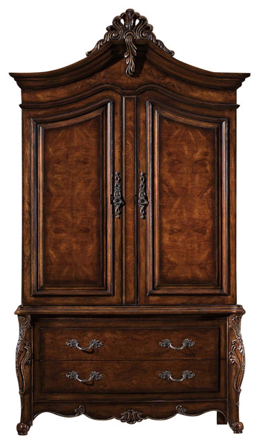 Monterey Armoire Traditional Armoires And Wardrobes
