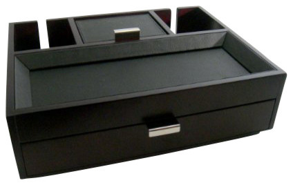Proman Products Home Decor Monarch Dresser Valet.
