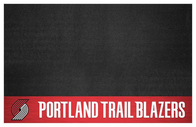 Nba Portland Trail Blazers Grill Mat 26x42.