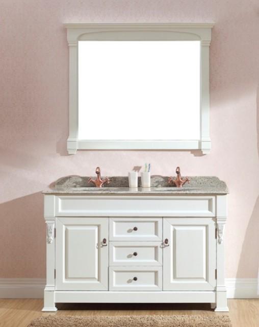 White Vanities Taurus 1400mm Freestanding Vanity