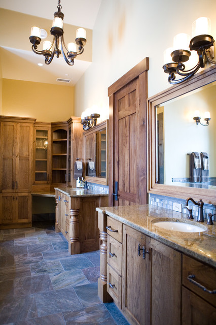 Wolf mountain rustic bathroom salt lake city by for Bath remodel salt lake city