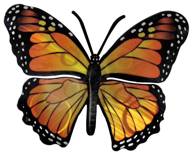 Wall Art Monarch Butterfly.