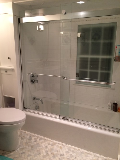 New Kohler Levity Glass Shower Doors
