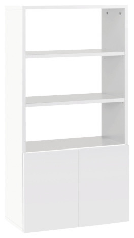 kubrik tag re basse laqu e modern bookcases by. Black Bedroom Furniture Sets. Home Design Ideas