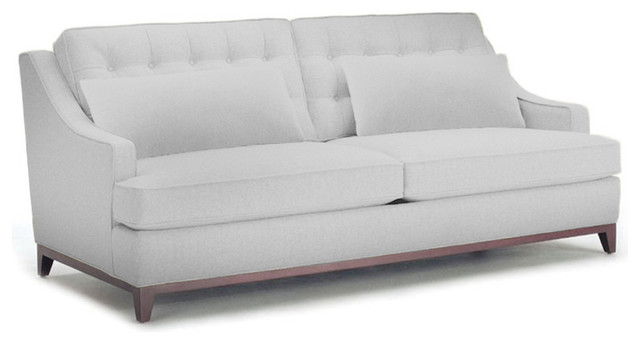 bannister apartment size sofa midcentury loveseats