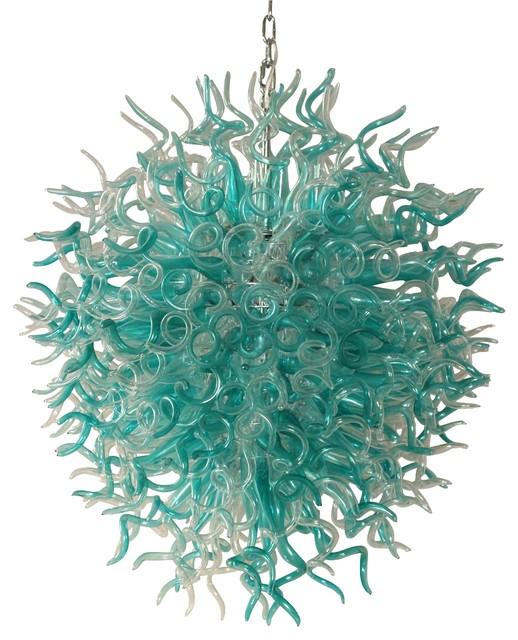 Shop Houzz – Murano Glass Chandelier Modern