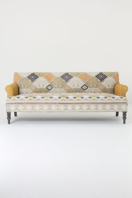 Andreas Sofa Eclectic Sofas By Anthropologie