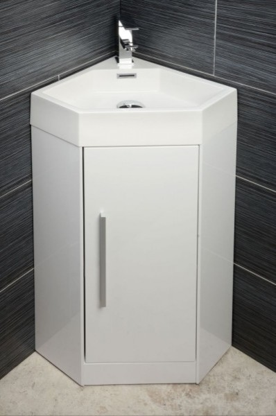 white corner bathroom unit solomia corner vanity unit contemporary bathroom 21516