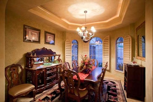 How To Make Formal Dining Room More Casual