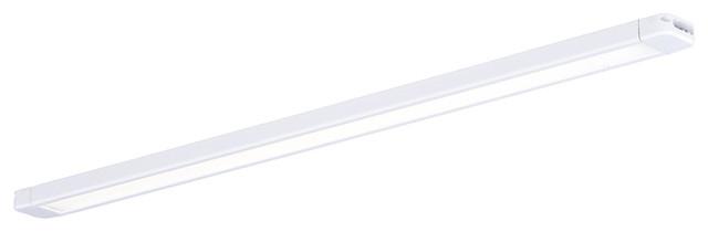 "Instalux LED Slim Under Cabinet Strip Light, White, 16"""