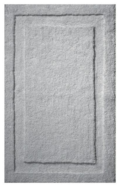 Microfiber Spa and Bath Mat - Contemporary - Bath Mats ...