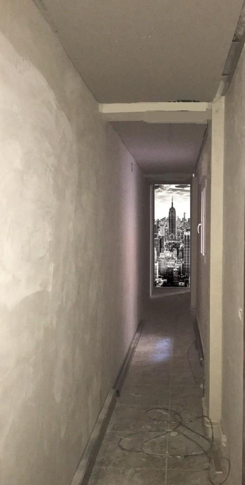 Pintar un pasillo largo y estrecho - Pasillos largos y estrechos ...