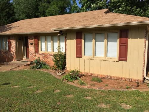 70s Brick Ranch Exterior Revival Please Help