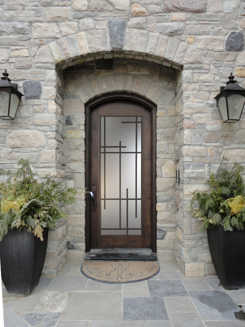 IRON DOOR INSERTS AND GRILLS Modern