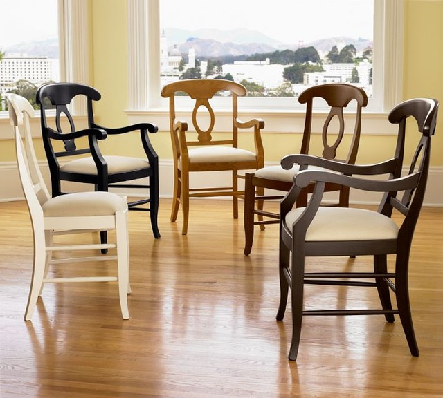 Captivating Traditional Chairs By Pottery Barn