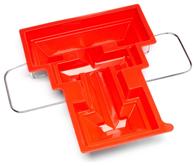 Texas Tech Red Raiders Cake Pan And Stand.