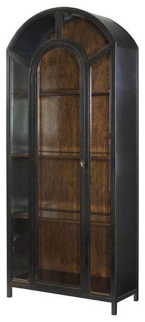 Hammary Hidden Treasures Apothecary Cabinet, Cherry 090 762