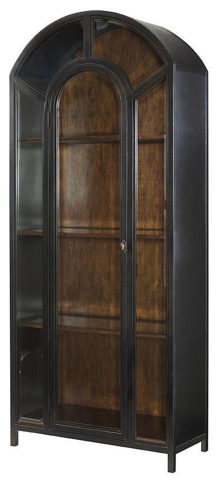 Hammary Hidden Treasures Apothecary Cabinet - Industrial ...