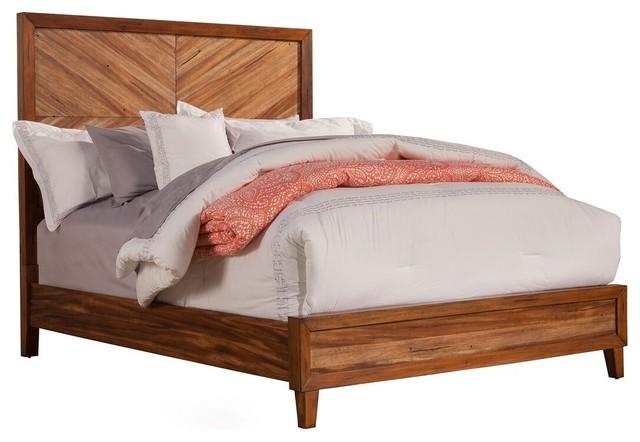 Toffee Trinidad Bed, Full.