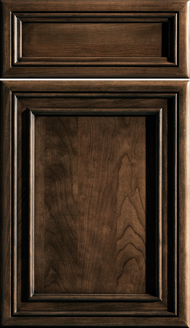 Dura Supreme Cabinetry Valencia Panel Cabinet Door Style - Traditional ...