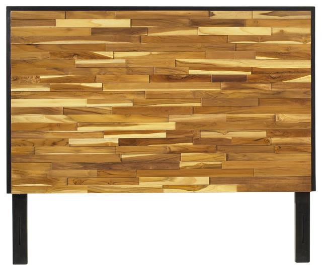 Daxton Wooden Headboard, Queen.