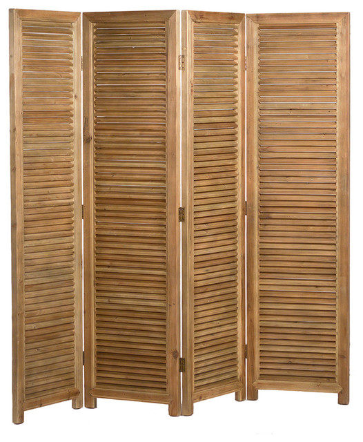 Design Mix Furniture Natural Wood Room Divider Reviews Houzz
