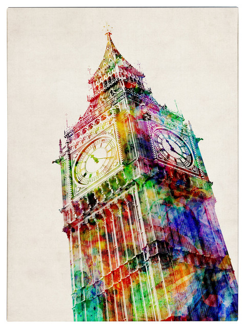 Big ben canvas art by michael tompsett contemporary prints and big ben canvas art by michael tompsett gumiabroncs