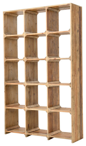 Four Hands - Four Hands Hughes Large Open Bookcase - View ...