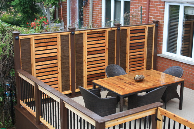 Superbe Patio Deck Art Design® Contemporary Deck