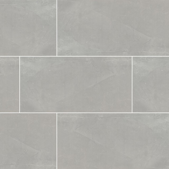 3x18 Polished Bullnose Porcelain Tile