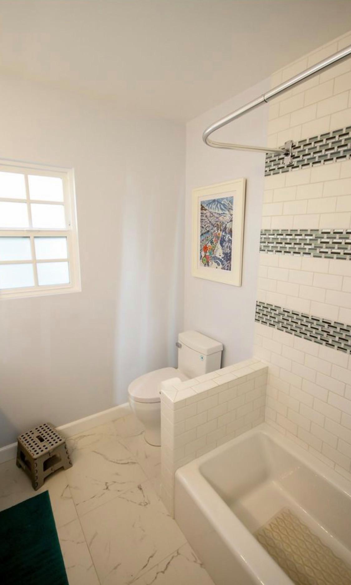 Renewing a Bathroom near Simi Valley